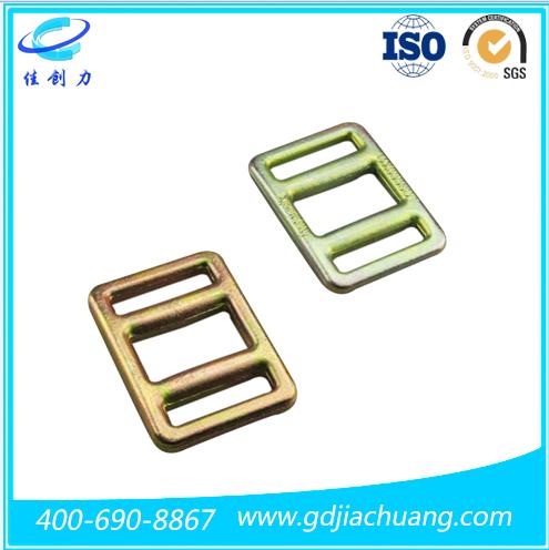 类 产 品 型 号 尺 寸 适用带子宽度 系统拉力 箱/个 表面处理 目字扣