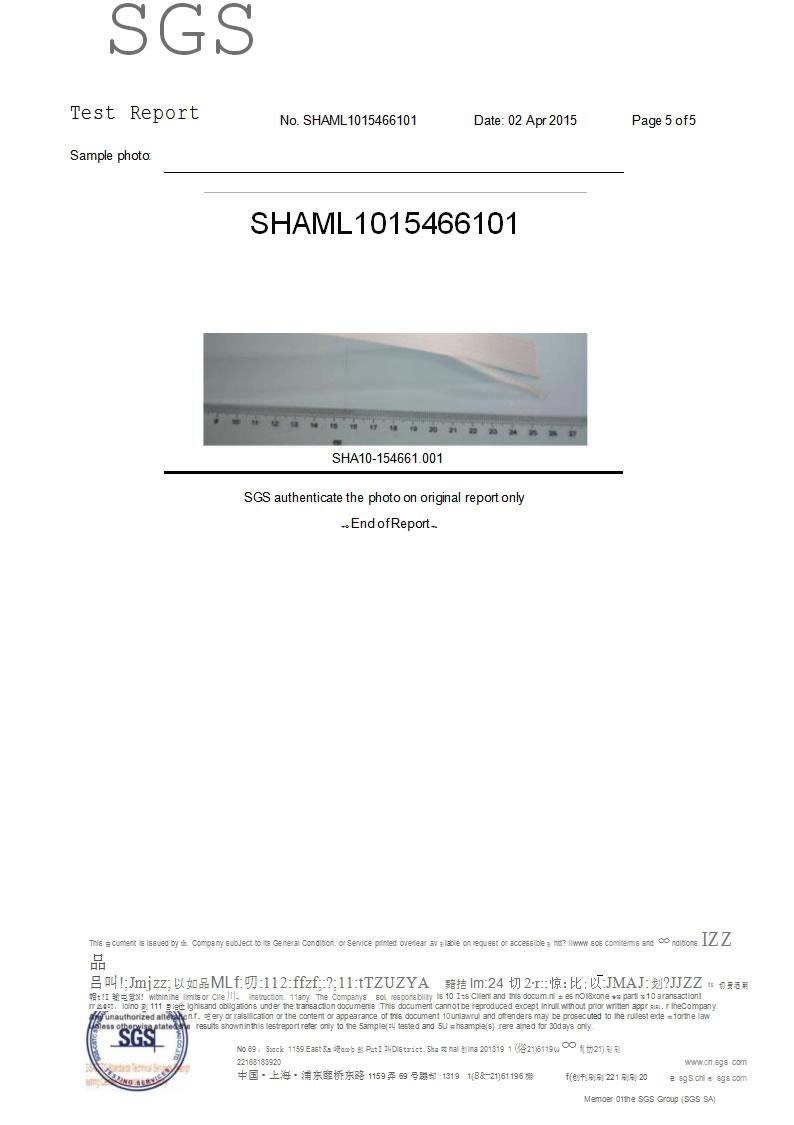 佳创打包带RoHS报告2015 (1)